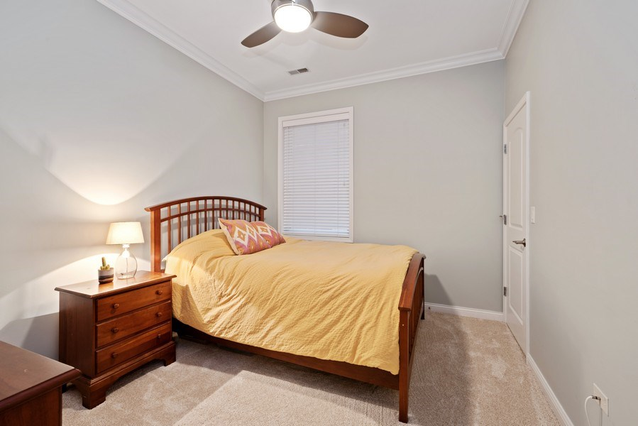 Real Estate Photography - 4721 N. Clark St., 2S, Chicago, IL, 60640 - 2nd Bedroom