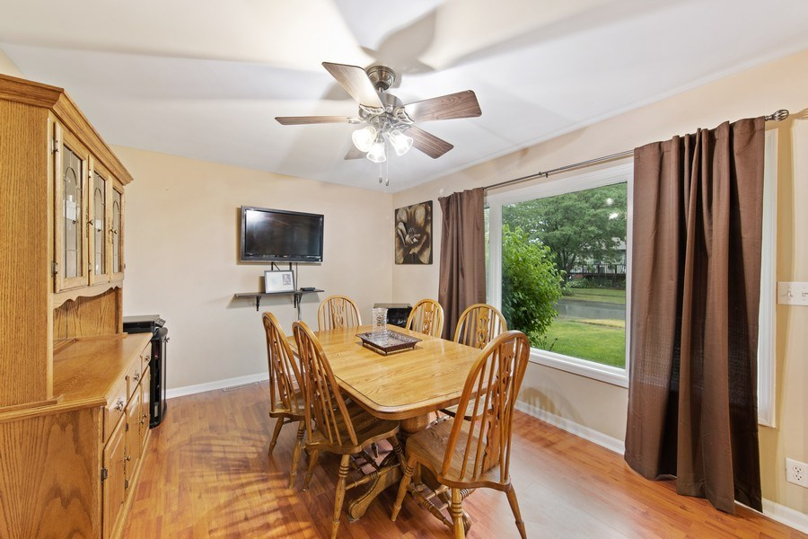 Real Estate Photography - 105 s Maxon ln, Streamwood, IL, 60107 - Dining Room