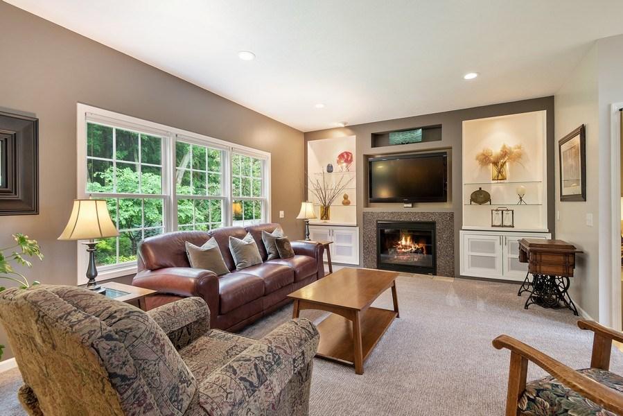 Real Estate Photography - 5532 Pioneer Avenue, St. Joseph, MI, 49085 - Living Room