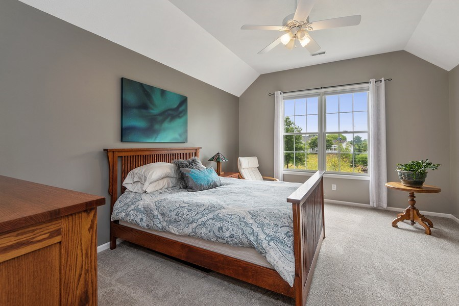 Real Estate Photography - 5532 Pioneer Avenue, St. Joseph, MI, 49085 - Master Bedroom