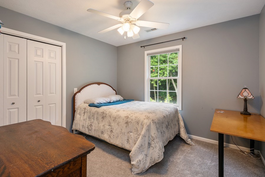 Real Estate Photography - 5532 Pioneer Avenue, St. Joseph, MI, 49085 - 2nd Bedroom