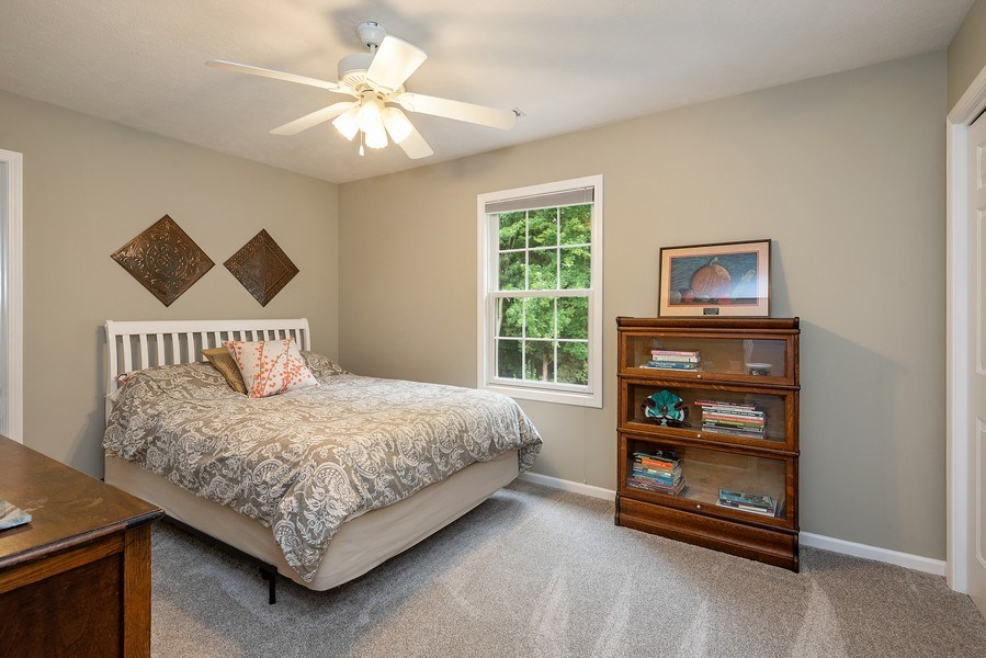 Real Estate Photography - 5532 Pioneer Avenue, St. Joseph, MI, 49085 - 3rd Bedroom