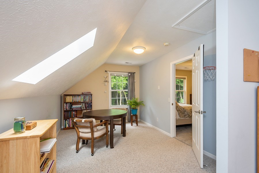 Real Estate Photography - 5532 Pioneer Avenue, St. Joseph, MI, 49085 - Bonus Room