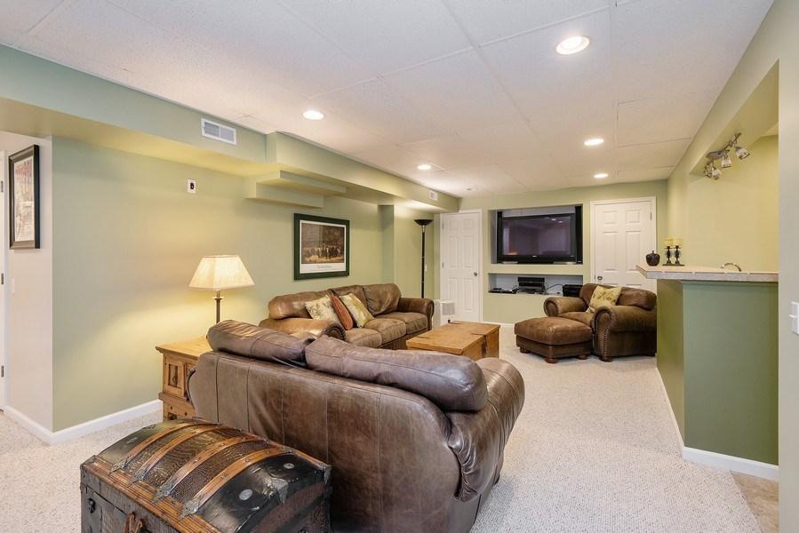 Real Estate Photography - 5532 Pioneer Avenue, St. Joseph, MI, 49085 - Lower Level
