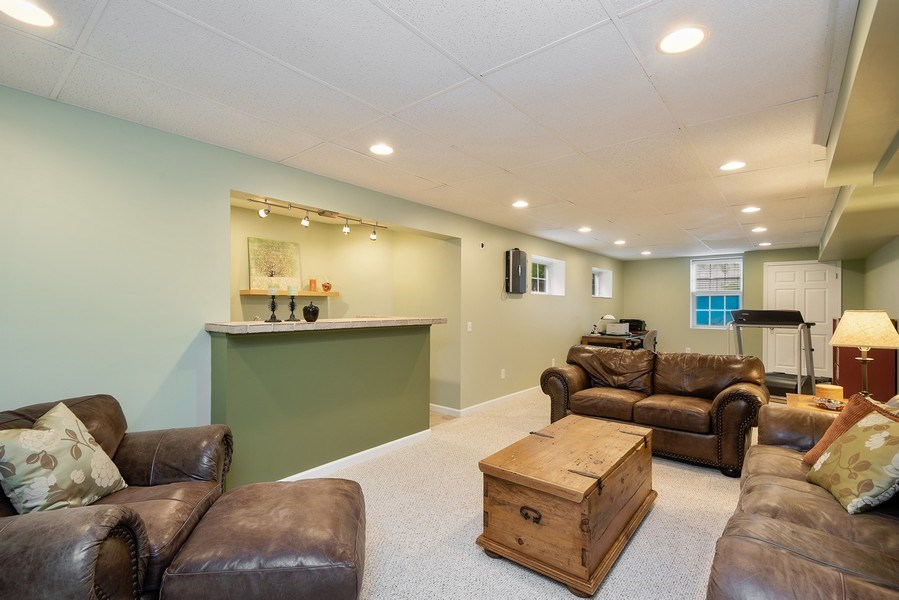 Real Estate Photography - 5532 Pioneer Avenue, St. Joseph, MI, 49085 - Lower Level
