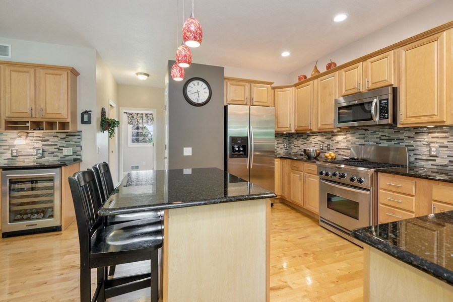 Real Estate Photography - 5532 Pioneer Avenue, St. Joseph, MI, 49085 - Kitchen