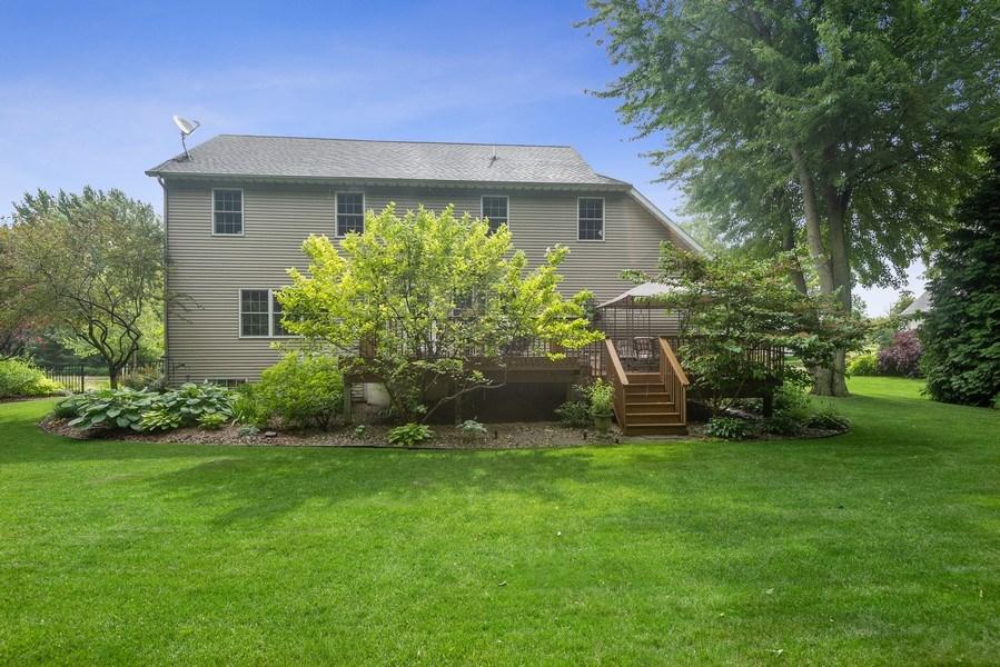 Real Estate Photography - 5532 Pioneer Avenue, St. Joseph, MI, 49085 - Rear View