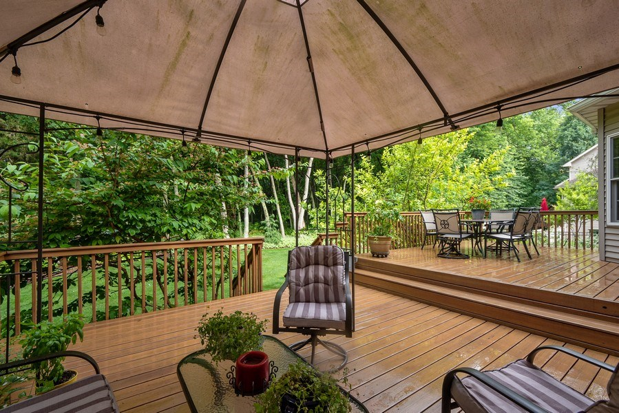 Real Estate Photography - 5532 Pioneer Avenue, St. Joseph, MI, 49085 - Patio