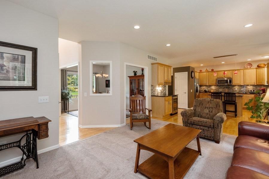 Real Estate Photography - 5532 Pioneer Avenue, St. Joseph, MI, 49085 - Kitchen/Living
