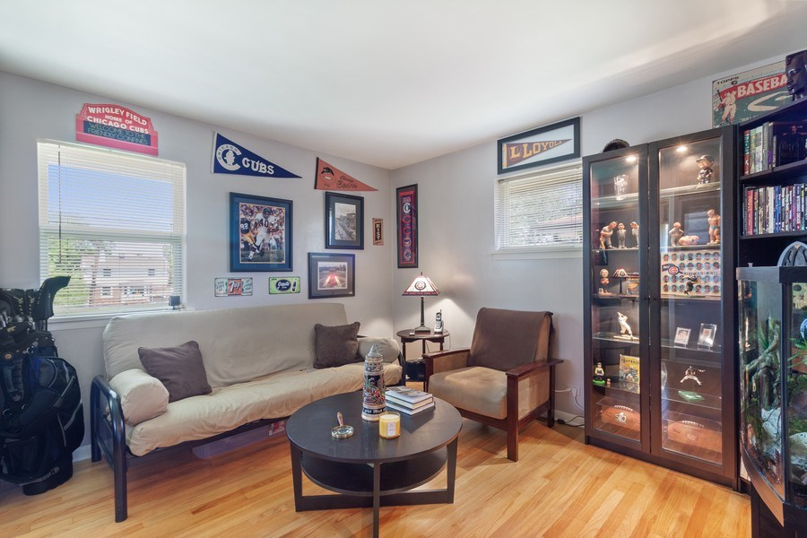 Real Estate Photography - 10740 W Cermak Rd, Westchester, IL, 60154 - Bonus Room