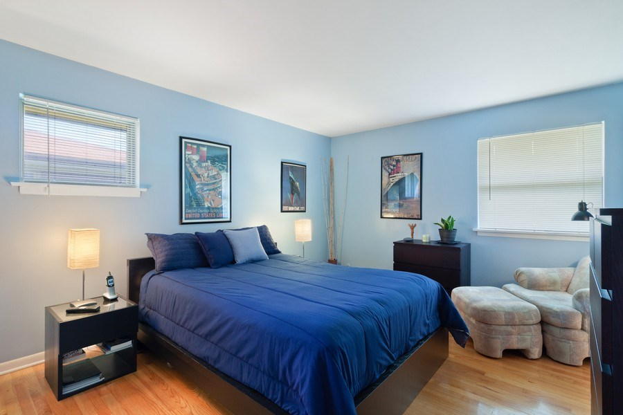 Real Estate Photography - 10740 W Cermak Rd, Westchester, IL, 60154 - Bedroom
