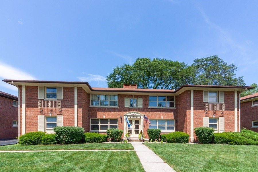 Real Estate Photography - 10740 W Cermak Rd, Westchester, IL, 60154 - Front View