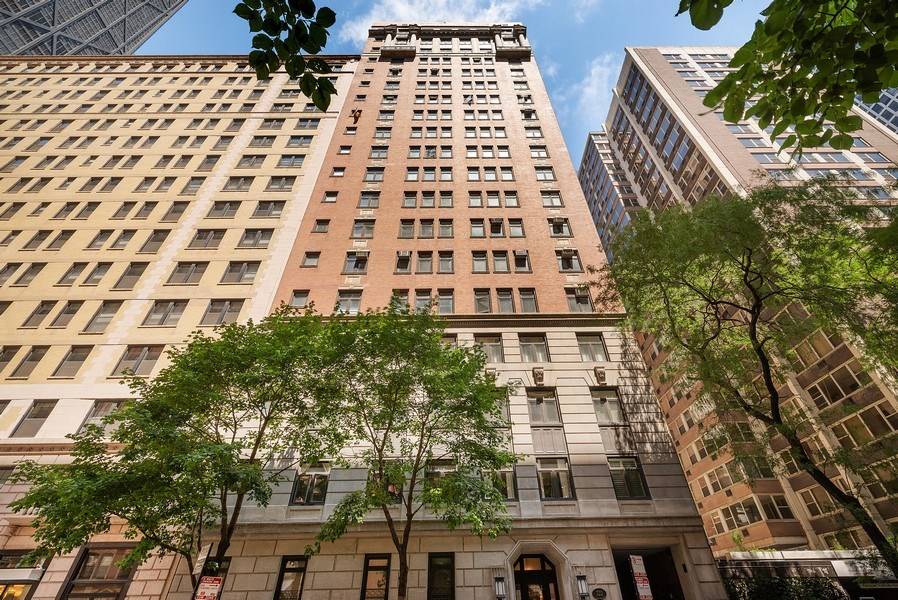 Real Estate Photography - 222 E Chestnut St, Unit 7D, Chicago, IL, 60611 - Front View