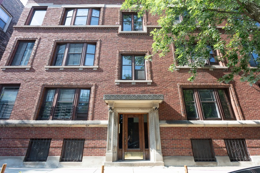 Real Estate Photography - 1646 E 54th St, 3D, Chicago, IL, 60615 - Front View
