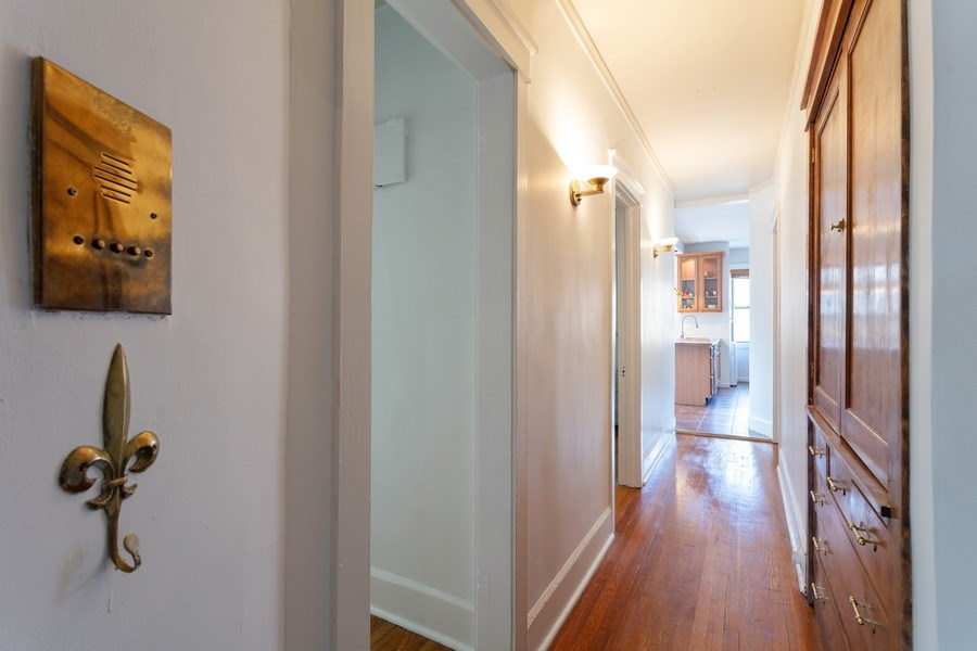 Real Estate Photography - 1646 E 54th St, 3D, Chicago, IL, 60615 - Hallway