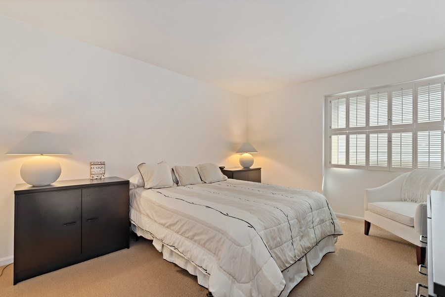 Real Estate Photography - 1682 Cavell, Highland Park, IL, 60035 - 2nd Bedroom