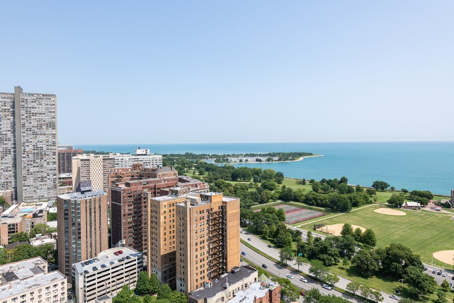 Real Estate Photography - 3660 N Lake Shore Dr, Chicago, IL, 60613 - View