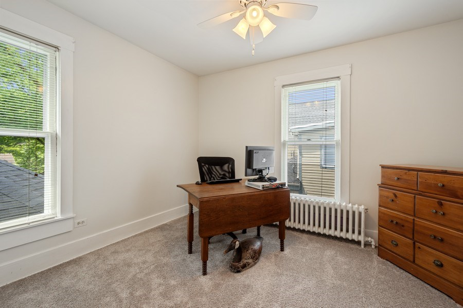 Real Estate Photography - 315 W Lincoln Ave, Barrington, IL, 60010 - 2nd Bedroom