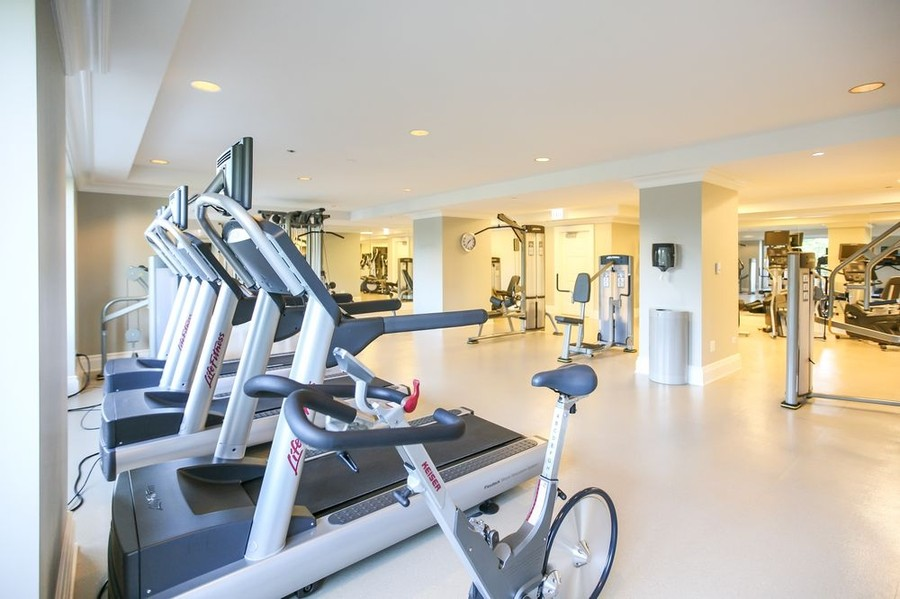 Real Estate Photography - 2550 N Lakeview, S2501, Chicago, IL, 60614 - Fitness Center