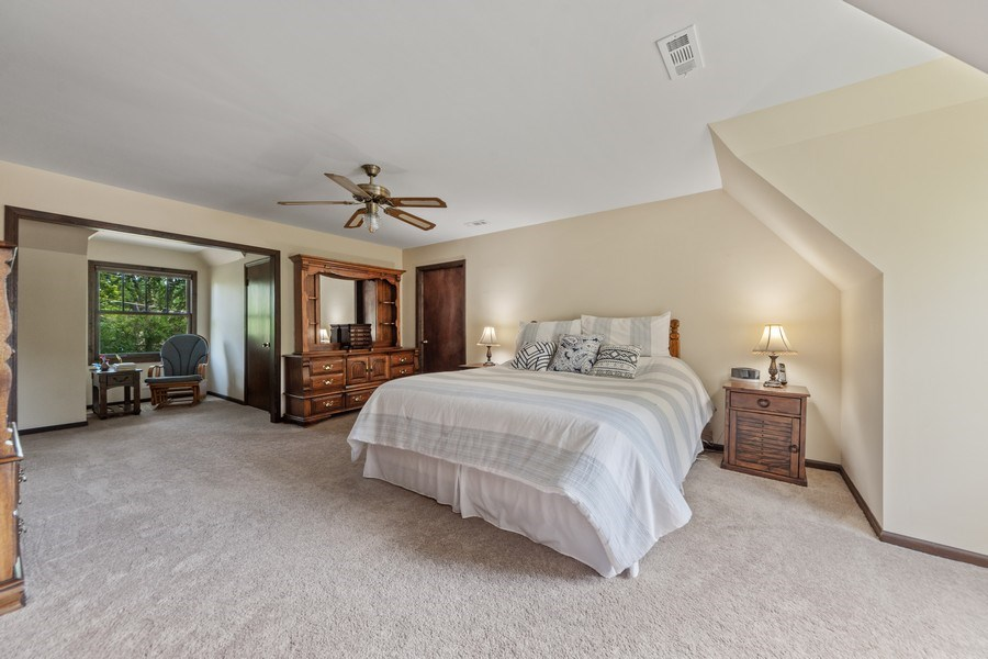 Real Estate Photography - 408 E Thomas, Arlington Heights, IL, 60004 - Master Bedroom