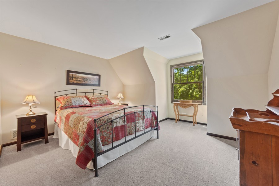 Real Estate Photography - 408 E Thomas, Arlington Heights, IL, 60004 - 2nd Bedroom