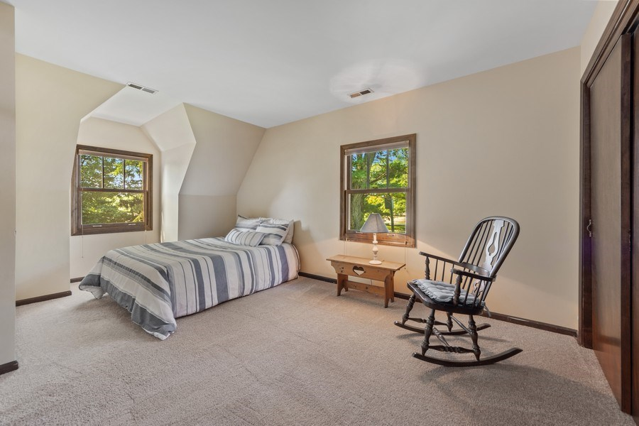 Real Estate Photography - 408 E Thomas, Arlington Heights, IL, 60004 - 3rd Bedroom