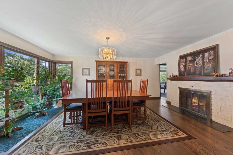 Real Estate Photography - 408 E Thomas, Arlington Heights, IL, 60004 - Dining Room