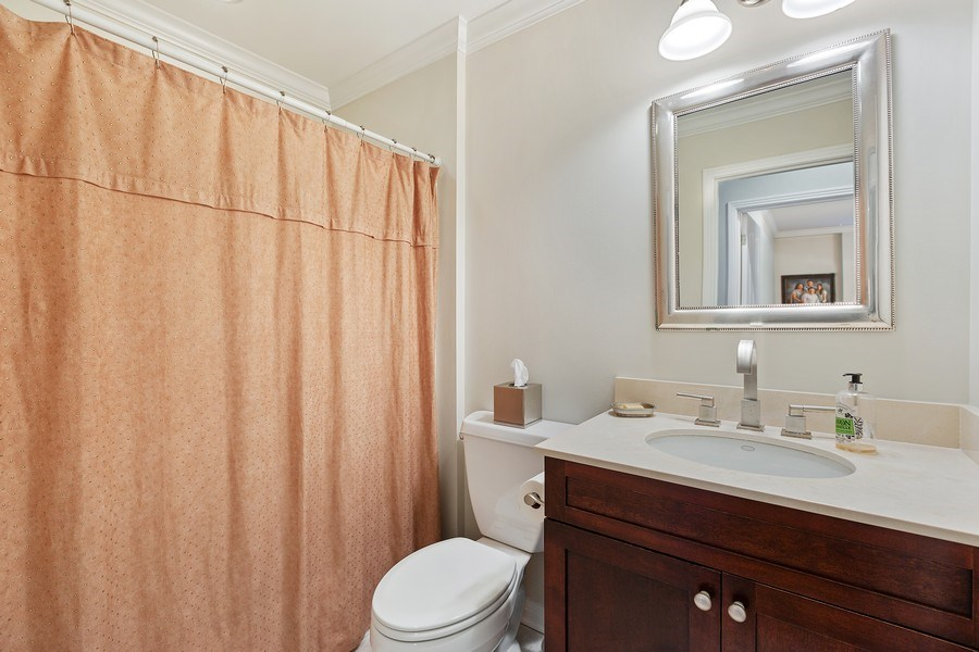 Real Estate Photography - 1414 N Wells, #207, Chicago, IL, 60610 - Bathroom