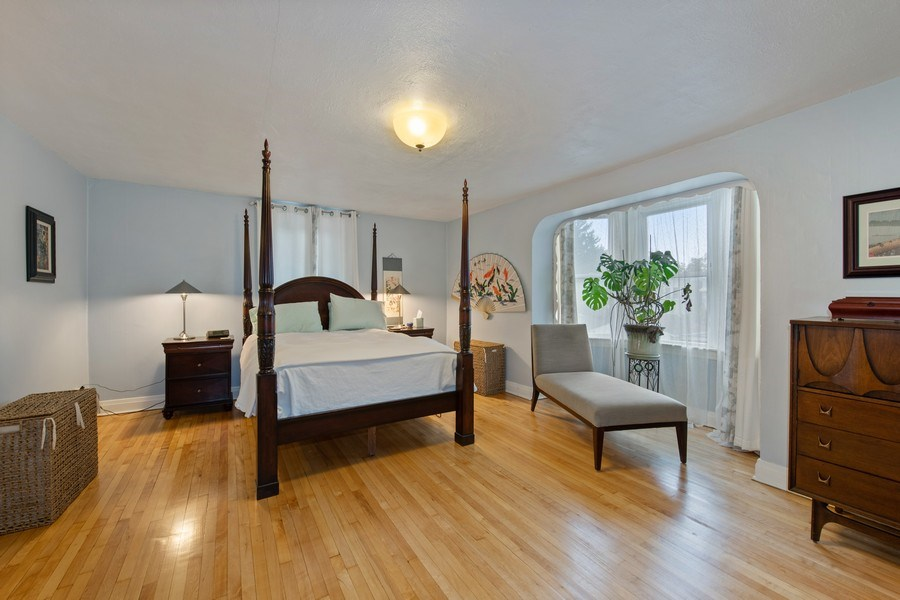 Real Estate Photography - 3512 W Beach Ave, Chicago, IL, 60651 - Master Bedroom
