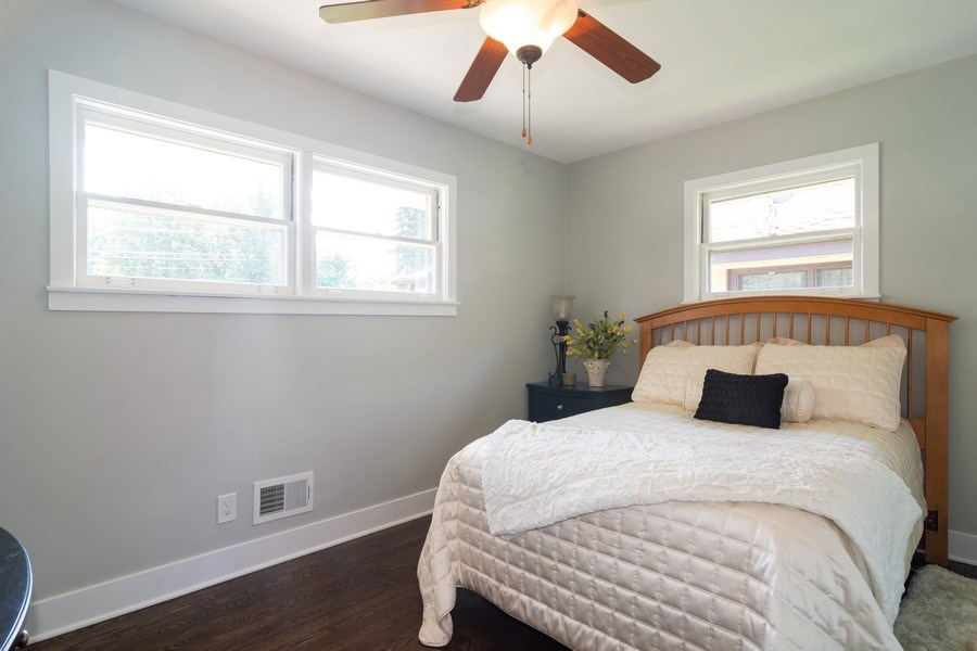 Real Estate Photography - 605 N Wille St, Mount Prospect, IL, 60056 - Master Bedroom
