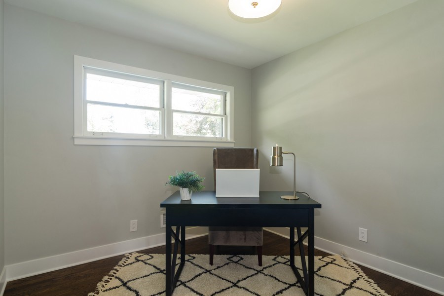 Real Estate Photography - 605 N Wille St, Mount Prospect, IL, 60056 - 2nd Bedroom