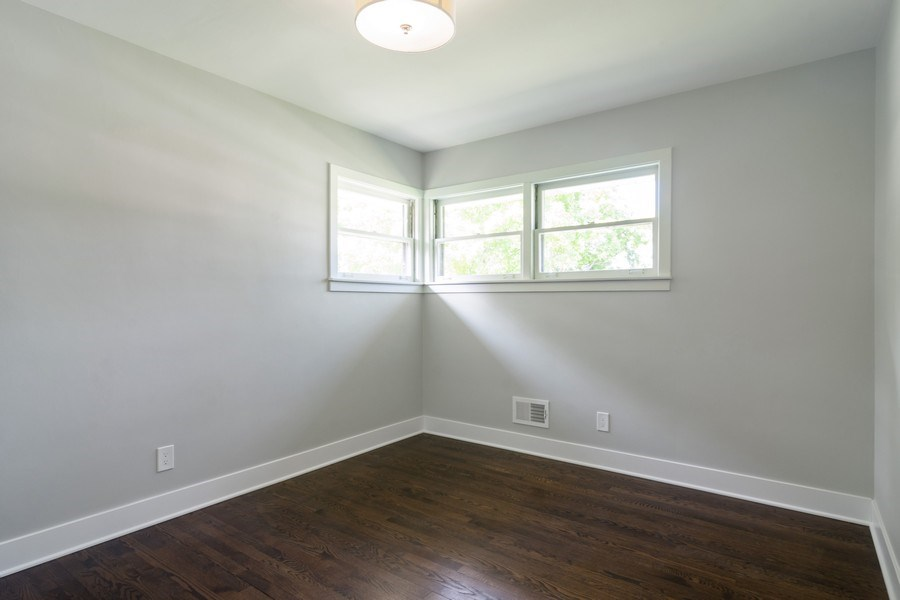 Real Estate Photography - 605 N Wille St, Mount Prospect, IL, 60056 - 3rd Bedroom
