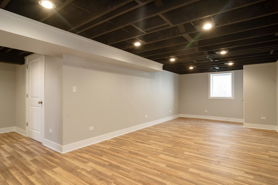 Real Estate Photography - 605 N Wille St, Mount Prospect, IL, 60056 - Lower Level