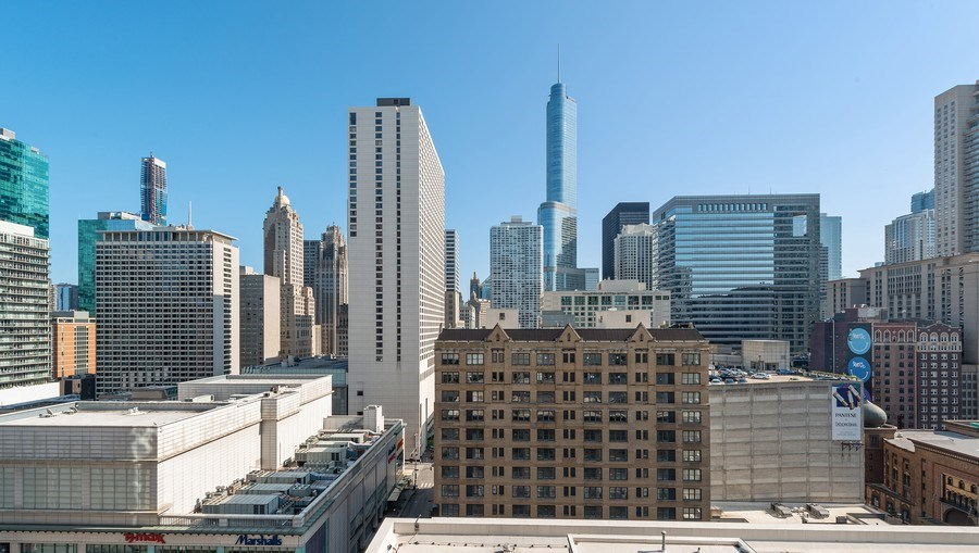 Real Estate Photography - 55 E. Erie St., #1604, Chicago, IL, 60611 - View