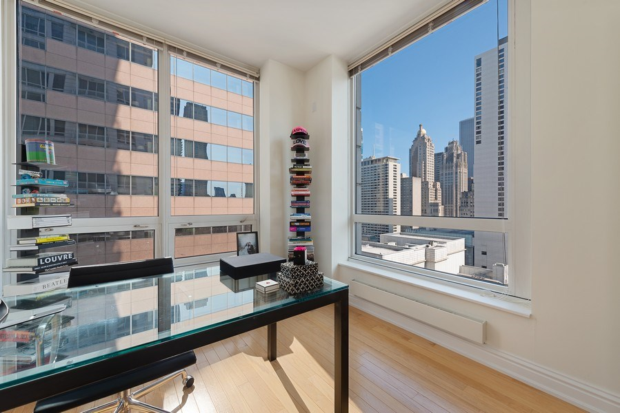 Real Estate Photography - 55 E. Erie St., #1604, Chicago, IL, 60611 - 3rd Bedroom