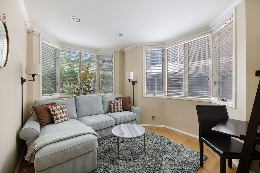 Real Estate Photography - 1740 N. Clark #1730, Chicago, IL, 60614 - Third Bedroom