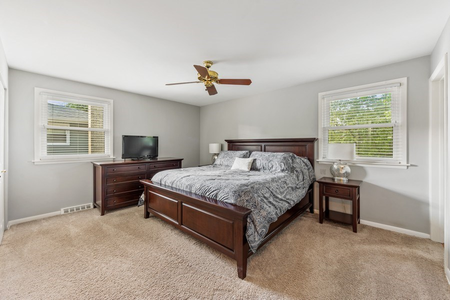 Real Estate Photography - 912 N Drury, Arlington Heights, IL, 60004 - Master Bedroom