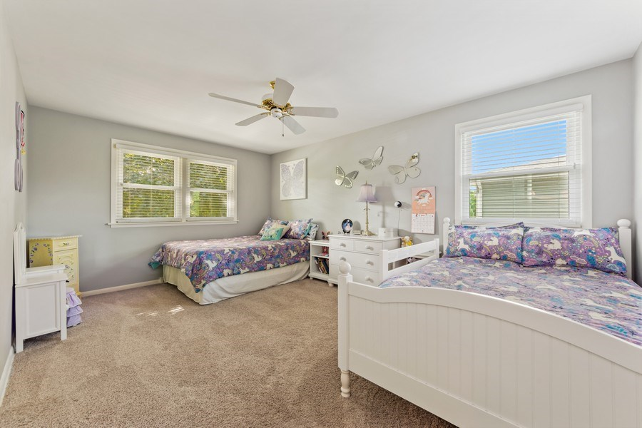 Real Estate Photography - 912 N Drury, Arlington Heights, IL, 60004 - 2nd Bedroom