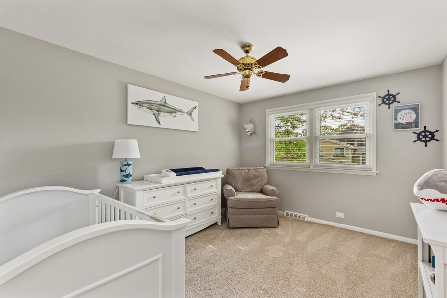 Real Estate Photography - 912 N Drury, Arlington Heights, IL, 60004 - 3rd Bedroom