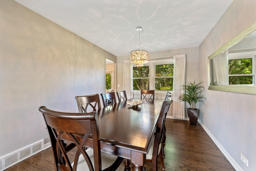 Real Estate Photography - 912 N Drury, Arlington Heights, IL, 60004 - Dining Room