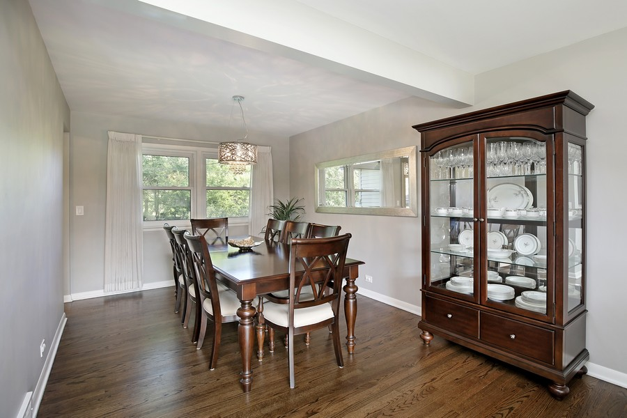 Real Estate Photography - 912 N Drury, Arlington Heights, IL, 60004 - Dining Room 2