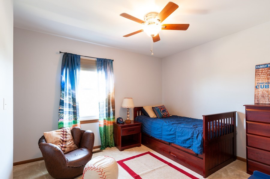Real Estate Photography - 11 Cambridge Drive, Grayslake, IL, 60030 - 4th Bedroom
