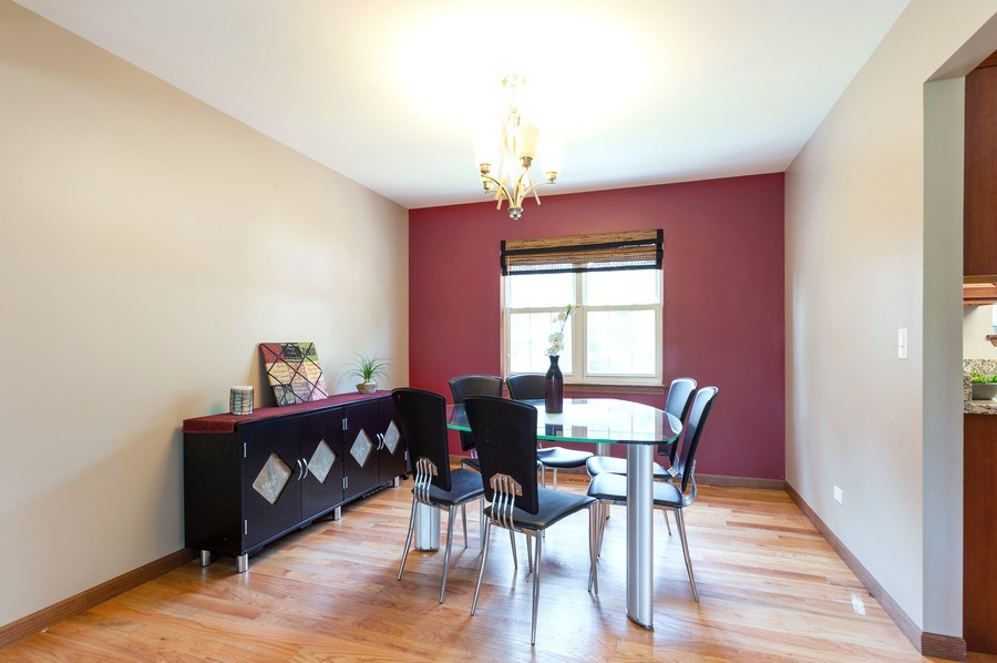 Real Estate Photography - 11 Cambridge Drive, Grayslake, IL, 60030 - Dining Room