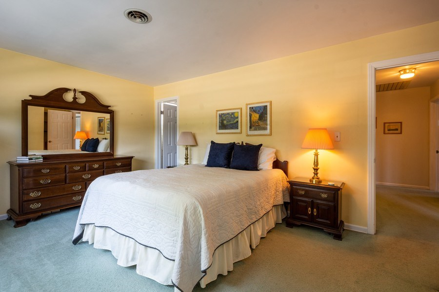 Real Estate Photography - 208 S Evanston Ave, Arlington Heights, IL, 60004 - Master Bedroom