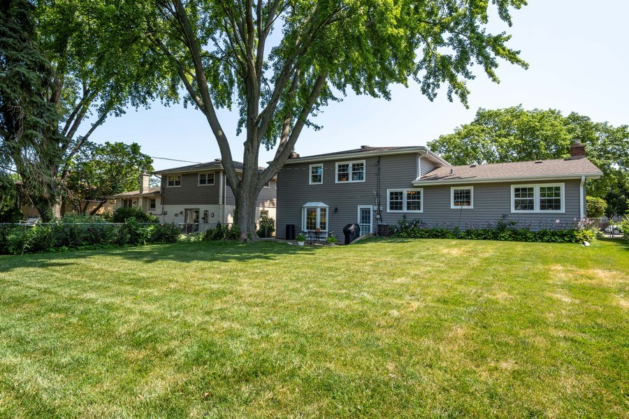Real Estate Photography - 208 S Evanston Ave, Arlington Heights, IL, 60004 - Rear View