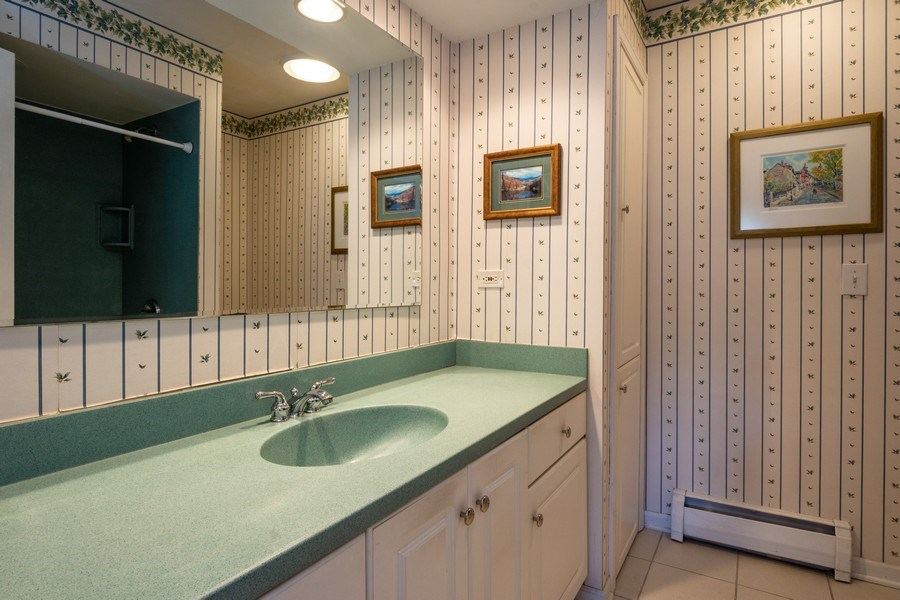 Real Estate Photography - 208 S Evanston Ave, Arlington Heights, IL, 60004 - Bathroom