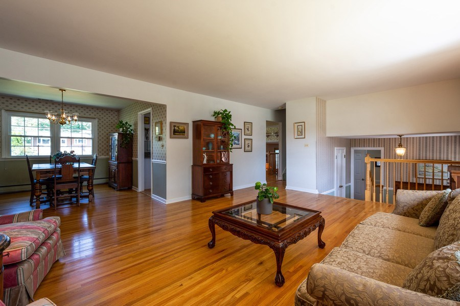 Real Estate Photography - 208 S Evanston Ave, Arlington Heights, IL, 60004 - Living Room / Dining Room