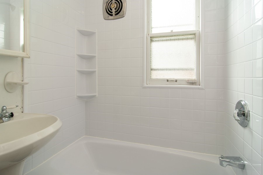 Real Estate Photography - 1512 Elgin Ave, Forest Park, IL, 60130 - Bathroom