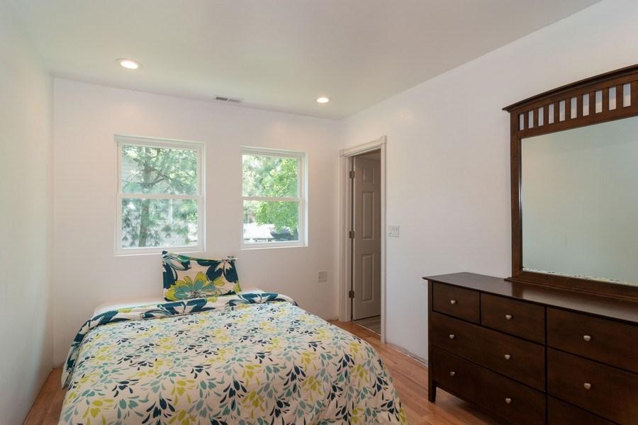 Real Estate Photography - 74 Woodside Road, Riverside, IL, 60546 - 2nd Bedroom