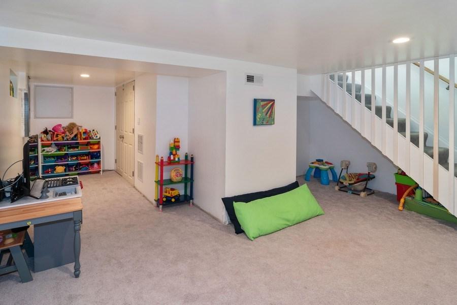 Real Estate Photography - 74 Woodside Road, Riverside, IL, 60546 - Basement